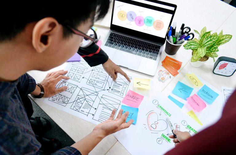Steps of UI Design